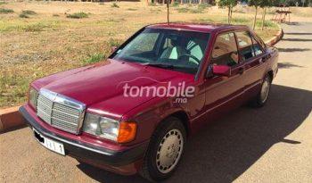 Mercedes-Benz 190 Occasion 1992 Diesel 390000Km Rabat #84723 plein