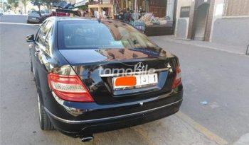 Mercedes-Benz Classe C Occasion 2009 Diesel 180000Km Casablanca #84413 plein
