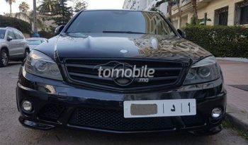 Mercedes-Benz Classe C Occasion 2010 Essence 84000Km Casablanca #84526 plein