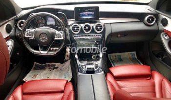 Mercedes-Benz Classe C Occasion 2015 Diesel 100000Km Marrakech #84485 plein