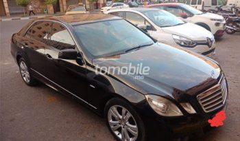Mercedes-Benz Classe E Occasion 2009 Diesel 176600Km Marrakech #84506