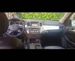 Mercedes-Benz Classe ML Occasion 2013 Diesel 75500Km Casablanca #84865 full