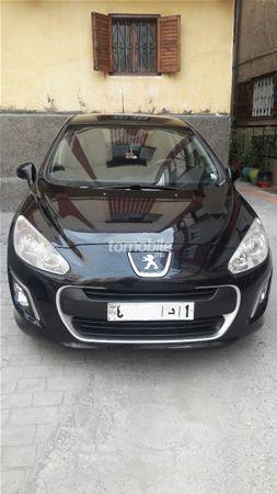 Voiture Peugeot 308 2012 à rabat  Diesel  - 7 chevaux