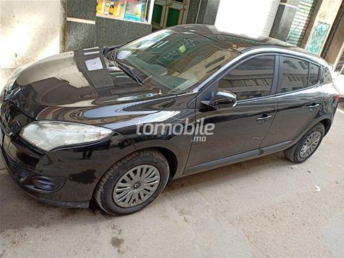 Voiture Renault Megane 2012 à casablanca  Diesel  - 6 chevaux