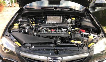 Subaru Impreza Importé  2008 Essence 170000Km Casablanca #84430 plein