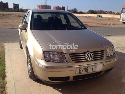 Volkswagen Bora Occasion 2004 Diesel 200000Km Agadir #84549