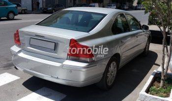 Volvo S60  2007 Diesel 190000Km Tanger #84500 plein