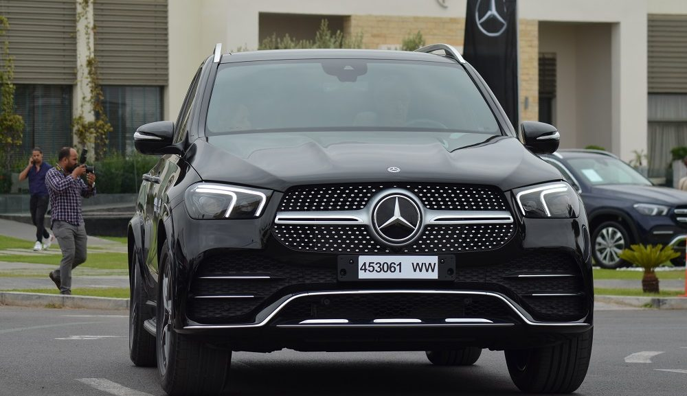 Mercedes-Benz GLE Maroc