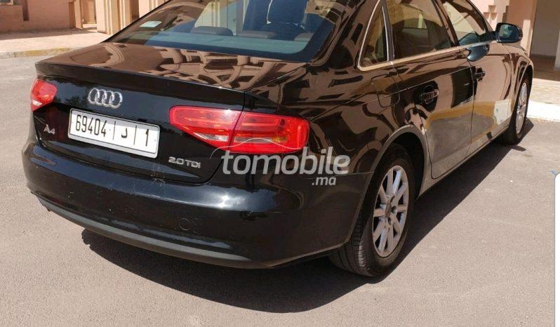 Audi A4  2012 Diesel 155000Km Marrakech #85266