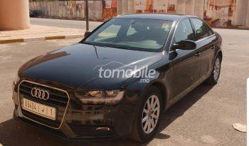 Audi A4  2012 Diesel 155000Km Marrakech #85266 plein
