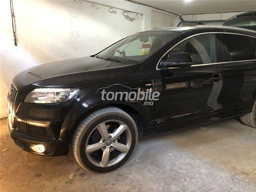 Voiture Audi Q7 2012 à fquih-ben-salah  Diesel  - 12 chevaux