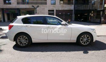 BMW Serie 1 Importé  2015 Diesel 75000Km Casablanca #85036