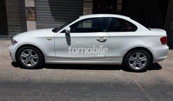 BMW Serie 1 Occasion 2012 Diesel 86000Km Casablanca #85358