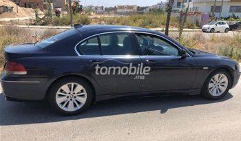 BMW Serie 7 Occasion 2005 Diesel 272000Km Casablanca #85840