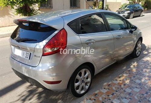 Ford Fiesta Occasion 2012 Diesel 80000Km  #85083 plein