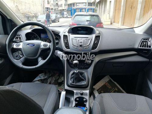 Ford Kuga Occasion 2015 Diesel 70000Km Casablanca #85805 plein