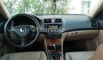 Honda Accord Occasion 2004 Essence 260000Km Tanger #85590 plein
