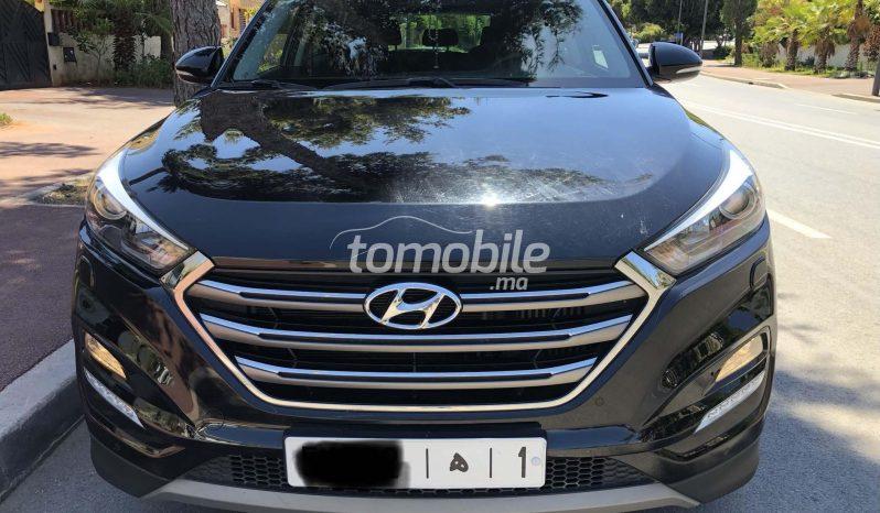 Voiture Hyundai Tucson 01/2017 à rabat  Diesel  - 7 chevaux