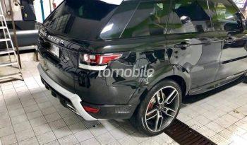 Land Rover Range Rover Sport Importé    Km Tanger #85442 plein