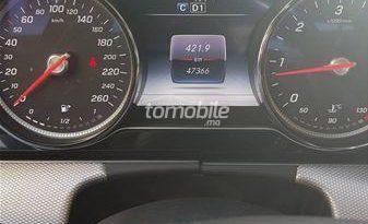 Mercedes-Benz Classe E Occasion 2016 Diesel 47000Km Casablanca #85506 plein
