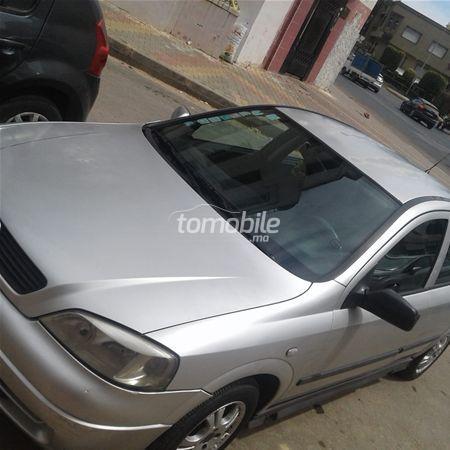Voiture Opel Astra 2003 à casablanca  Diesel  - 7 chevaux