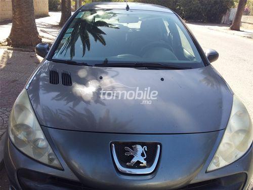 Voiture Peugeot 206 2011 à mohammedia  Essence  - 6 chevaux