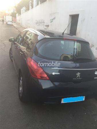 Voiture Peugeot 308 2012 à casablanca  Diesel  - 6 chevaux