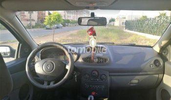 Renault Clio Occasion 2007 Diesel 151000Km Meknès #85479 plein