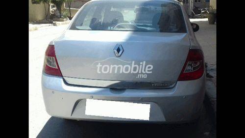 Renault Symbol Occasion 2010 Diesel 200000Km Bouznika #85799 plein