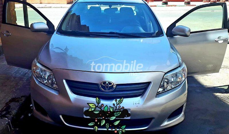 Toyota Corolla  2009 Diesel 168000Km Casablanca #85879