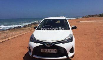 Toyota Yaris Occasion 2016 Essence 39000Km Casablanca #85191 plein