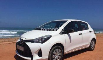 Toyota Yaris Occasion 2016 Essence 39000Km Casablanca #85191