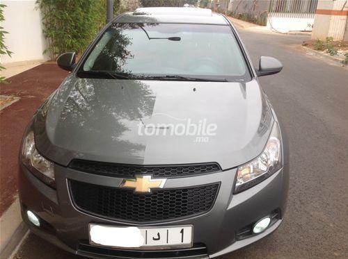 Voiture Chevrolet Cruze 2013 à rabat  Diesel  - 8 chevaux