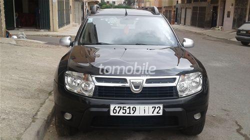 Voiture Dacia Duster 2013 à casablanca  Diesel  - 6 chevaux