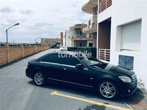 Mercedes-Benz Classe C Occasion 2009 Diesel 168000Km Casablanca #86446 plein