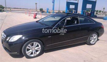 Mercedes-Benz Classe E Occasion 2009 Diesel 190000Km Casablanca #86566 plein