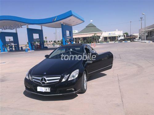 Voiture Mercedes benz Classe e 2009 à casablanca  Diesel