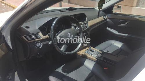 Mercedes-Benz Classe E Occasion 2012 Diesel 128000Km Casablanca #86592 plein