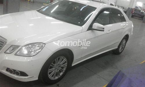 Mercedes-Benz Classe E Occasion 2012 Diesel 128000Km Casablanca #86592