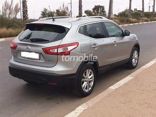Nissan Qashqai Occasion 2014 Diesel 125000Km Casablanca #86623 plein