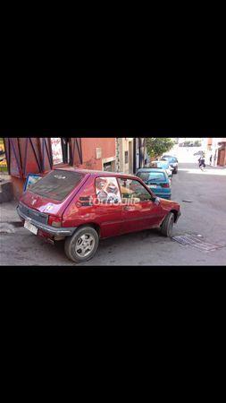 Voiture Peugeot 205 1984 à casablanca  Essence  - 8 chevaux