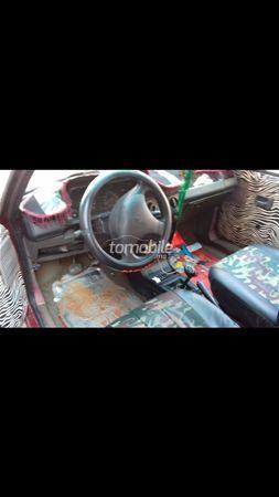 Peugeot 205 Occasion 1984 Essence 200000Km Casablanca #86360 plein
