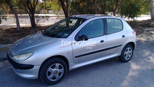 Voiture Peugeot 206 2003 à rabat  Diesel  - 7 chevaux