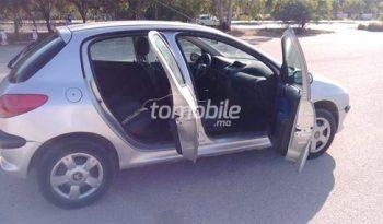 Peugeot 206 Occasion 2003 Diesel 170000Km Rabat #86232 plein