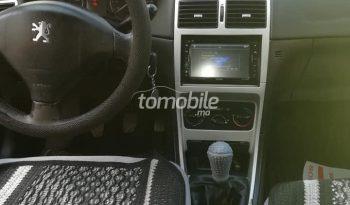 Peugeot 307   Diesel 240000Km Agadir #86007 plein