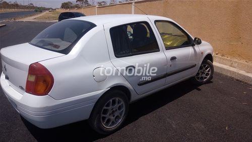 Voiture Renault Clio 2002 à taza  Essence  - 8 chevaux