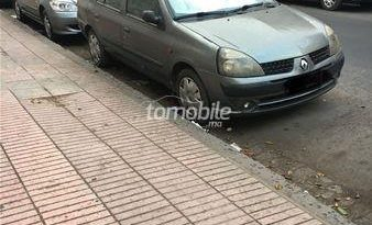 Renault Clio Occasion 2004 Diesel 220000Km Casablanca #86144