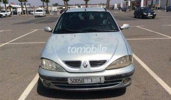Renault Megane Occasion 2001 Essence 370000Km Rabat #86303 plein