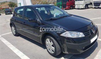 Renault Megane Occasion 2005 Diesel 349000Km Tanger #86572 plein