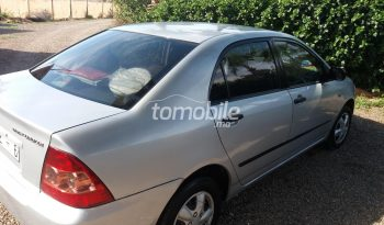 Toyota Corolla  2007 Diesel 166000Km Agadir #86750